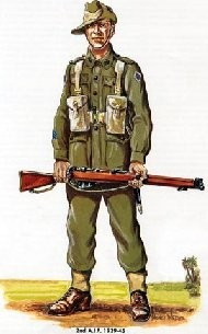 AIF soldiers, 1939-1945