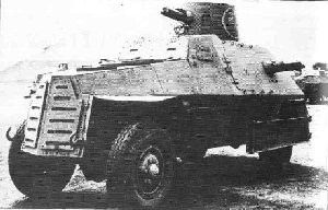 Marmon Herrington Mk II Armoured Car