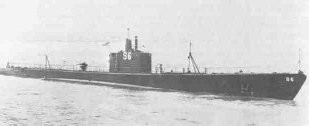 USN submarine Sturgeon