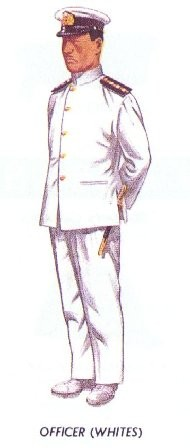 Japanese Navy Officer, 1941-1945